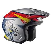 Hebo Zone 5 T-One Trials Helmet XXL Grey