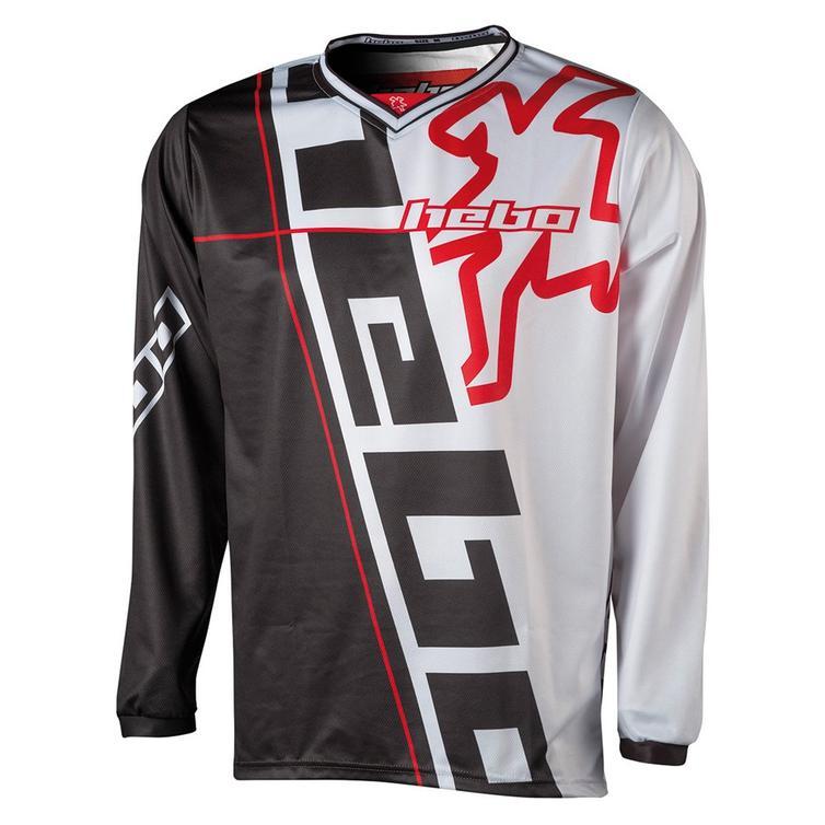 Hebo End-Cross Phenix Motocross Jersey 2XL White