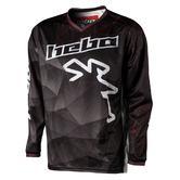 Hebo End-Cross Sway Motocross Jersey S Grey