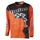 Hebo End-Cross Sway Motocross Jersey M Orange