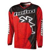 Hebo End-Cross Sway Motocrosss Jersey 2XL Red