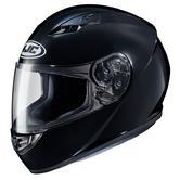 HJC CS 15 Solid Motorcycle Helmet S Black