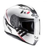 HJC CS 15 Space Motorcycle Helmet S White Black Red