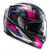 HJC FG-ST Kume Motorcycle Helmet M Black Pink