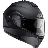 HJC IS-MAX II Plain Flip Front Motorcycle Helmet S Matt Black