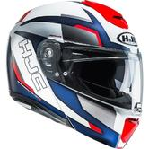 HJC RPHA 90 Rabrigo MC1 Flip Front Motorcycle Helmet M White Blue Red