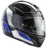HJC TR-1 Skyride Motorcycle Helmet L Blue