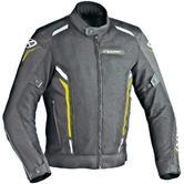Ixon Cooler Men's Motorcycle Jacket XL Black Yellow