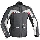Ixon Corsica Motorcycle Jacket 4XL Black Grey Red