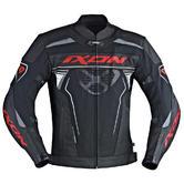 Ixon Frantic Motorcycle Jacket S Black Red