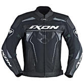 Ixon Frantic Motorcycle Jacket XL Black White  Yellow