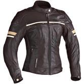 Ixon Motors Ladies Motorcycle Jacket XL Brown