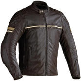 Ixon Motors Men's Motorcycle Jacket 3XL Brown