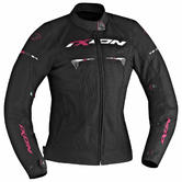 Ixon Pitrace Lady Women's Motorcycle Jacket M Pink Fuchsia