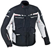 Ixon Protour HP Motorcycle Jacket S Black White