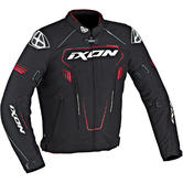 Ixon Zephyr HP Motorcycle Jacket 3XL Black Red