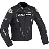 Ixon Zephyr HP Motorcycle Jacket M Black White