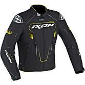 Ixon Zephyr HP Motorcycle Jacket 3XL Black Yellow