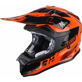 Just1 J32 Pro Kick Motocross Helmet L Orange