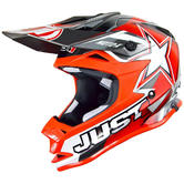 JUST1 J32 Pro Moto-X Youth Motocross Helmet YM Red