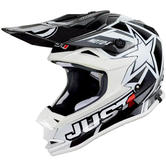JUST1 J32 Pro Moto-X Youth Motorcross Helmet YL White