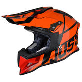 JUST1 J12 Unit Carbon Motocross Helmet S Orange