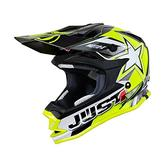 JUST1 J32 Pro Moto X Motocross Helmet L Yellow