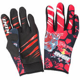 Kini Red Bull Revolution Motocross Gloves XL Red