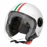 Lampa LD-3 Demijet Open-Face Motorcycle Helmet M Italy