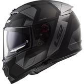LS2 FF390 Breaker Physics Motorcycle Helmet XS Matt Black Titanium