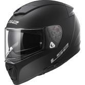 LS2 FF390 Breaker Solid Motorcycle Helmet XS Matt Black