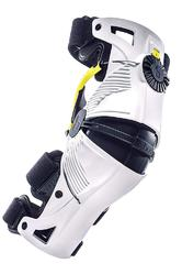 Mobius X8 Knee Guards XS White