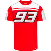 Marquez 93 MotoGP T-Shirt L Red