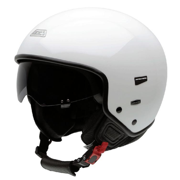 NZI Citycenter Solid Open Face Motorcycle Helmet 3XL (64