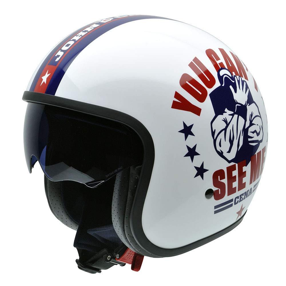 NZI Full-Face Helmet Must II Mexican Skulls S