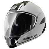 Origine Helmets Riviera Dandy Flip-Up Motorcycle Helmet L White