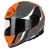 Origine Helmets GT Raider Full-Face Motorcycle Helmet XL Grey