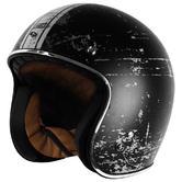 Origine Helmets Primo Relic Open-Face Helmet XS Matt Black