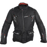Oxford Montreal 2.0 Motorcycle Jacket 3XL Tech Black (48)