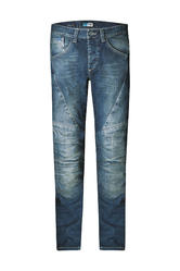 PMJ Dallas Mid Motorcycle Jeans 38