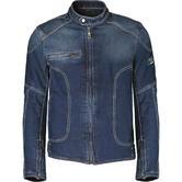 PMJ Miami Motorcycle Jacket XL Blue