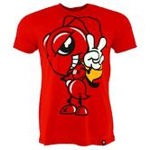 Pritelli Marc Marquez Ant Cartoon T-Shirt S Red