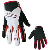 Progrip 4014 Ultra Light Motocross Gloves XL White Black Red