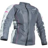 RST Ladies Gemma II Vented CE Textile Jacket 10 Fluo Pink