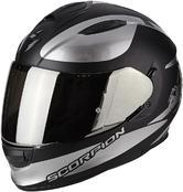 Scorpion Exo-510 Air Sublim Motorcycle Helmet XXS Black Silver