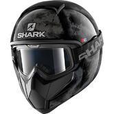 Shark Vancore Flare Motorcycle Helmet XS Black Silver
