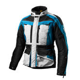 Shima Horizon Men's Waterproof Motorcycle Jacket XS Blue