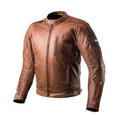 Shima Hunter Plus Motorcycle Jacket L Brown