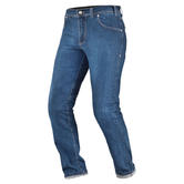 Shima Gravel Motorcycle Pants UK 38 Long Indigo Blue