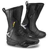 Shima RSX-5 Lady Women's Leather Motorcycle Boots 36 Black
